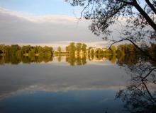 Rayers-See, Geldern (Aug. 2014)
